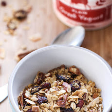 Oat and Amaranth Granola