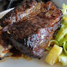 Char Sui (and Sodium-Free) Short Ribs