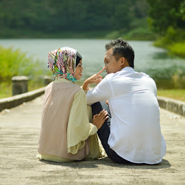 baik baik sayang by Andy Alexandy - People Couples ( love, indonesia, mariage, couple, nikon )