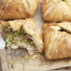 Shepherd's Pie Pasties