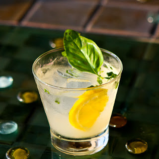 Basil and Grapefruit