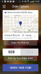 Ground Round Grill and Bar - screenshot