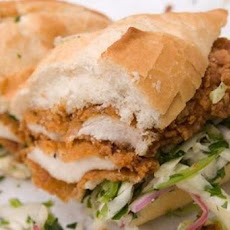 Bakesale Betty's Fried Chicken Sandwich