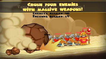 Screenshot of Swords and Soldiers Demo