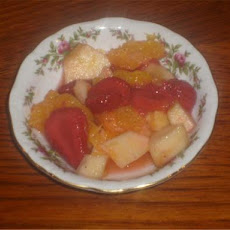 Small Fruit Salad