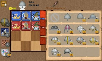 Screenshot of Knight Chess