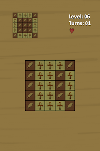 Egyptian Puzzle - screenshot