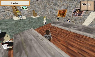 Screenshot of Discretion 3D RPG Demo