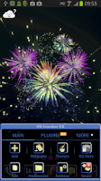 Screenshot of GO Launcher EX New Years Eve