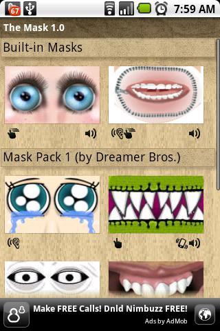 面具 The Mask