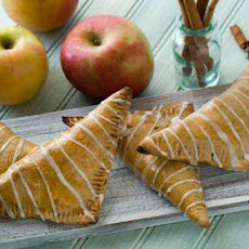 Gluten Free Cinnamon Apple Turnovers