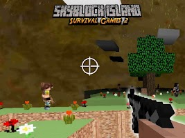 Screenshot of Skyblock Isle X Survival Games