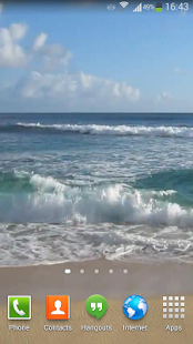 Ocean Waves Live Wallpaper 32 - screenshot