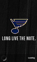 Screenshot of St. Louis Blues Official App