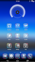 Screenshot of Neo Glow - Icon Pack HD 8 in 1