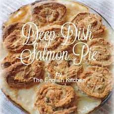 Deep Dish Salmon Pie