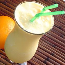 Easy Orange Cream Slush