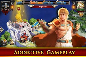Screenshot of Spartan Wars: God of Olympus