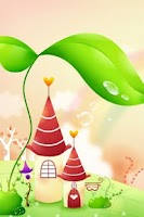 Screenshot of 3D Fairy Tale Cartoon Live wp