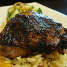 Asian-Style Chicken Marinade