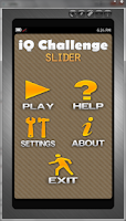 Screenshot of iQ Challenge: Slider