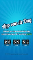 Screenshot of App van de Dag - 100% Gratis