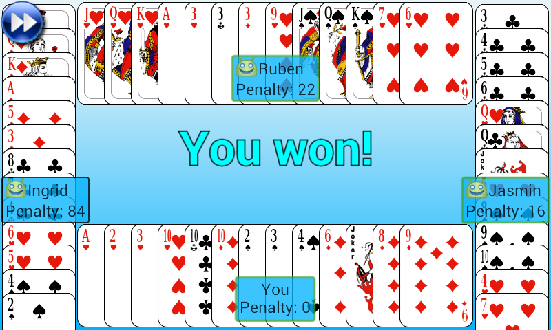 indian rummy rule