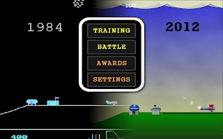 Screenshot of Sopwith Barons