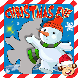 Kids Puzzle - Christmas Eve