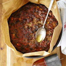 Make & mature Christmas cake