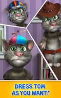 Screenshot of Talking Tom Cat 2 Free
