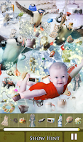Screenshot of Hidden Object - Baby Dreamland