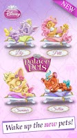 Screenshot of Disney Princess Palace Pets