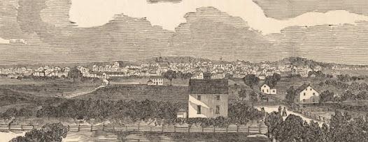Gettysburg, Pennsylvania, c. 1863