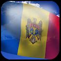 3D Moldova Flag +