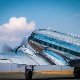 Classic by Jacobus Opperman - Transportation Airplanes ( rand air show 2014 )