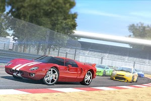 Screenshot of Need for Racing: New Speed Car