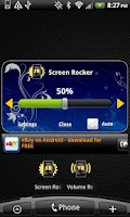 Screenshot of Screen Rocker