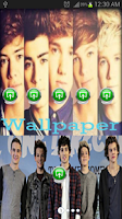Screenshot of One Direction Fans Wallpaper