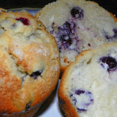 Joyously Jumbo Blueberry Muffins (Regular Size Adaptable)