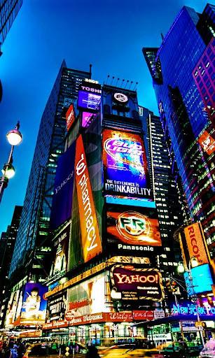 New York Live Wallpaper Full