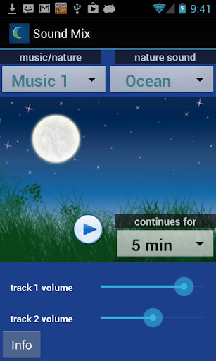 ISleep Easy Sleep Meditations - screenshot