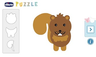 Screenshot of Chicco Puzzle