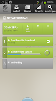 Screenshot of NetwerkRadar