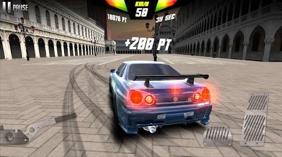 APK Game Drift X for BB, BlackBerry