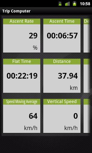 Outdoor Navigation Pro - screenshot