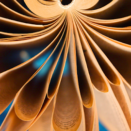 book 10 by Tatiana Syunyaeva - Artistic Objects Other Objects ( abstract, books, reading, blue, page, paper, pages, art, artistic, book, read, yellow )