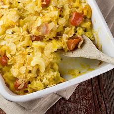 Bacon Tomato Macaroni and Cheese