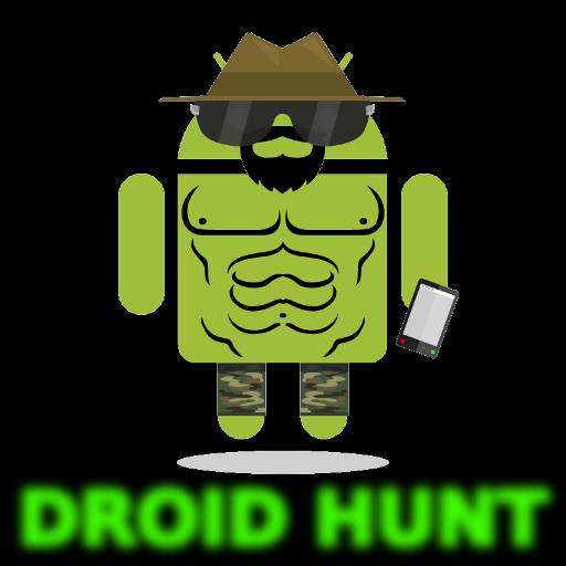 Droid Scavenger Hunt LOGO-APP點子