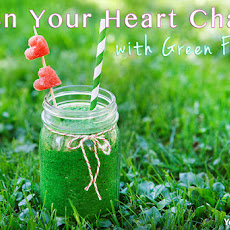 Open Your Heart Chakra with Green Foods!